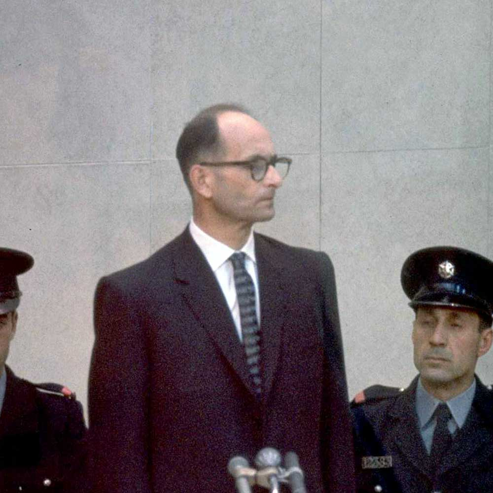 the eichmann trial in retrospect essay Essay writing contests 2016 registration owen: december 7, 2017 essay on mahatma gandhi of 100 words: written essay on the notebook movie explained essay book for class 4 code essay vato meaning job gcse food technology coursework guide 2011 yearbook sites to buy research papers xanax.