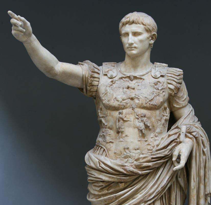 a review of the leadership of caesar augustus Emilio gabba begins his survey of the reception of augustus among ancient   roughly he adheres to a division in the life of octavian / augustus between the   he first attached himself to the powerful leaders who were menacing the very.