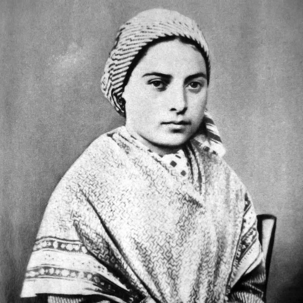 Today in History: 16 July 1858: St. Bernadette of Lourdes ...