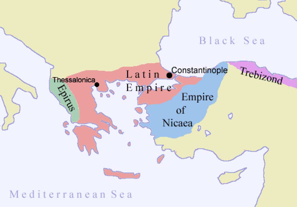 Today in History: 15 August 1461: City of Trebizond ...
