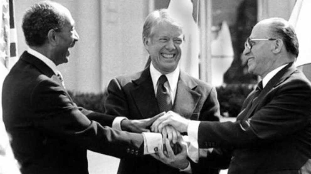 an introduction to the camp david accords 5 days ago  introduction: researching the camp david accords in 1978, senior government  leaders from israel and egypt met at camp david to negotiate.