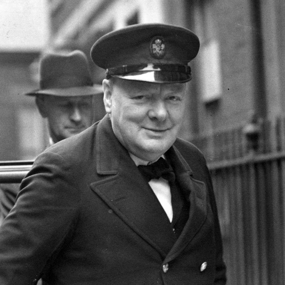 Cérémonie d'Honneur aux Résistants Churchill-1942.06