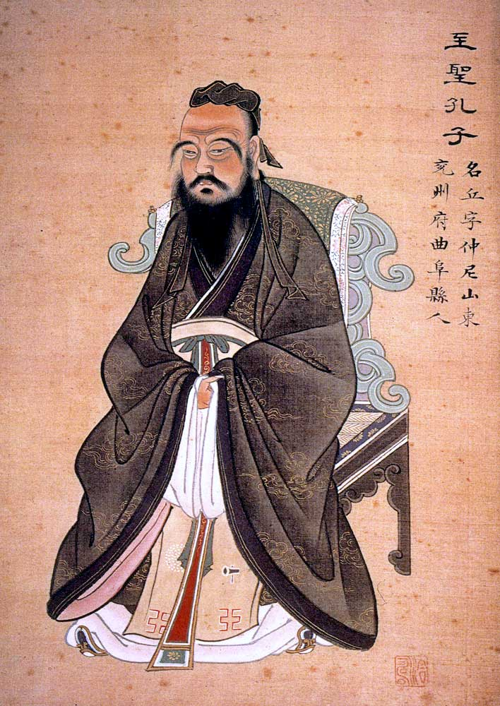 Confucius – the Chinese Philosopher and Founder of Confucianism