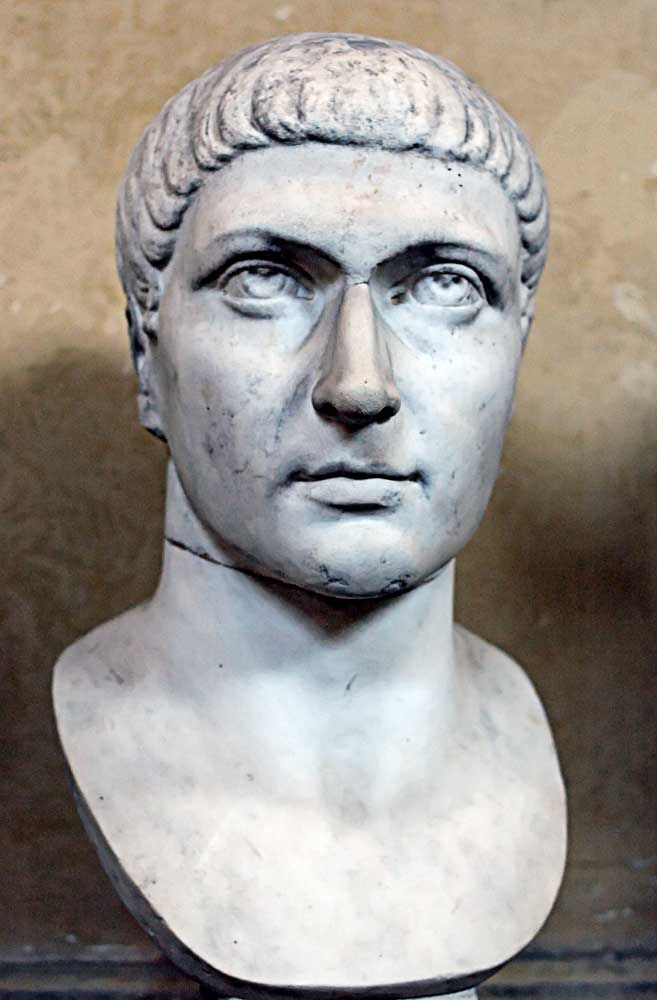 life emperor constantine The life of the blessed emperor constantine -eusebius pamphilus in four books, from 306 to 337 ad.