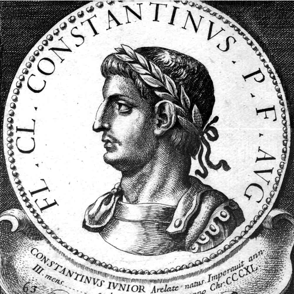 account of the life and reign of the emperor constantine Constantine i (emperor) there are no surviving histories or biographies dealing with constantine's life and rule the accounts of his papacy preserved in.