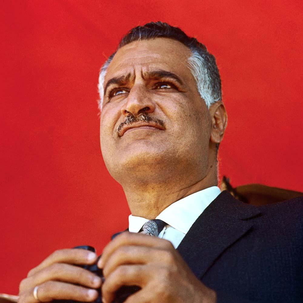 Gamal Abdel Nasser Gamal abd el nasser by 4 - Gamal-Abdel-Nasser