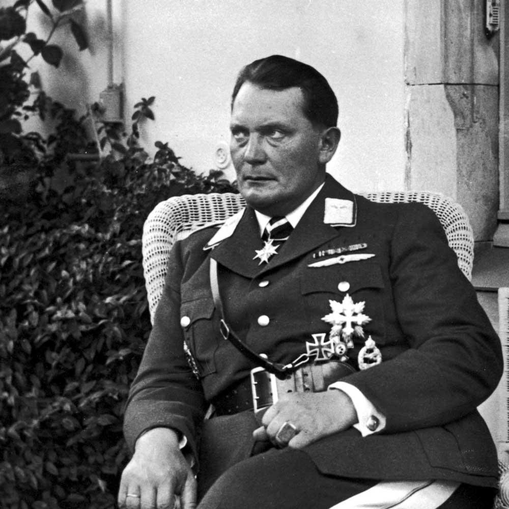 Hermann Goering Quotes Quotesgram