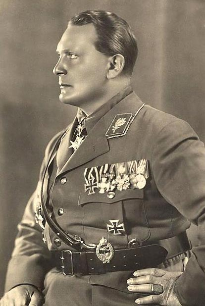 Hermann Goering Ww2 Today in History: 20 F...