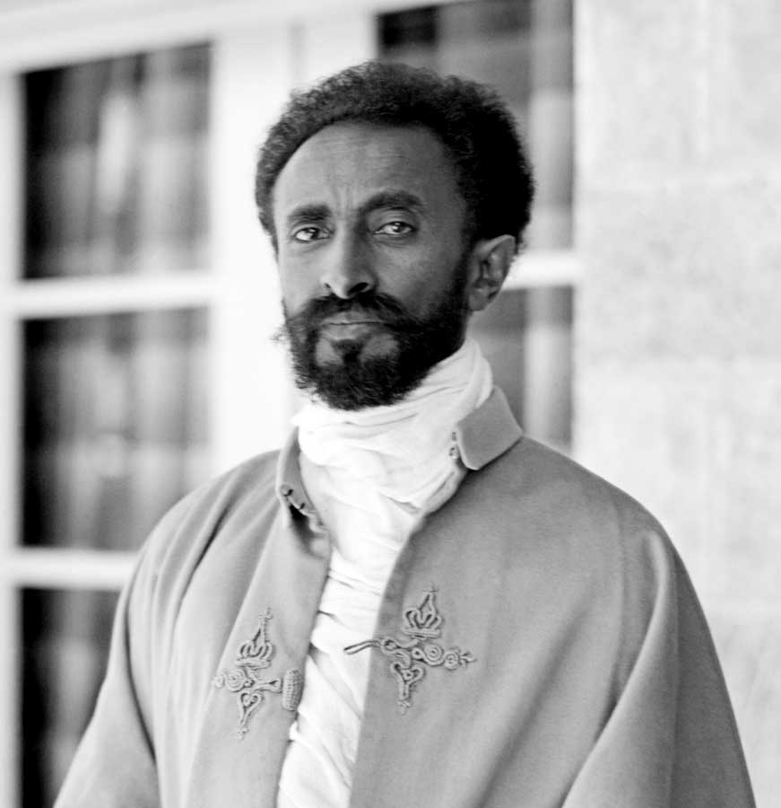 haile selassie Getty images haile selassie i (23 july 1892 – 27 august 1975), born tafari makonnen, was ethiopia's regent from 1916 to 1930 and emperor of ethiopia from 1930 to 1974.