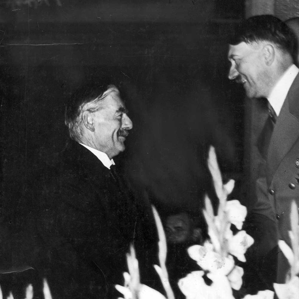Today In History 29 September 1938 Munich Agreement Gives Hitler
