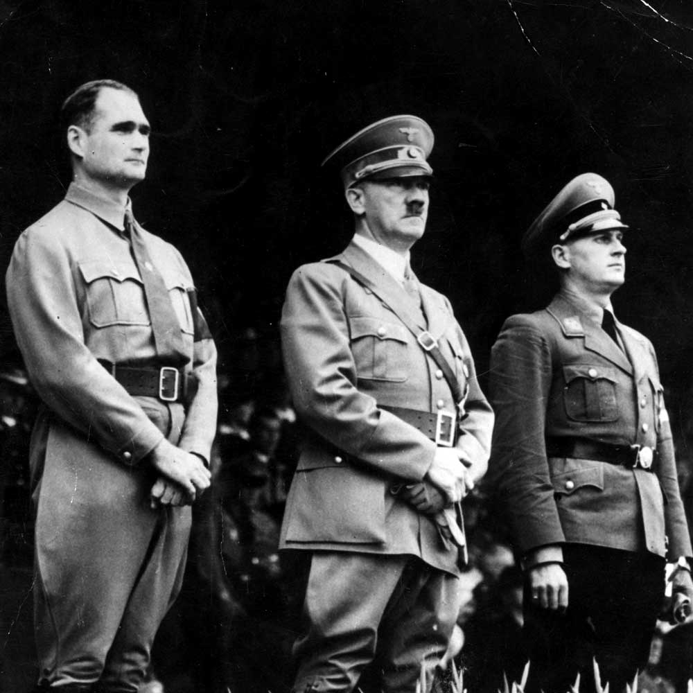 a history of the events following world war ii in germany The origins of the war are attributed to germany's reluctance to accept the  geographic frontiers previously agreed at the 'treaty of versailles' following  world.