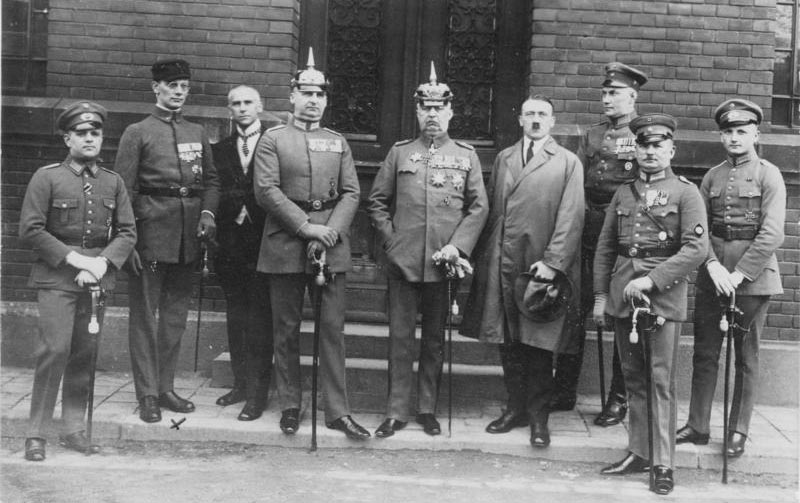Today in History: 26 February 1924: Adolf Hitler and Co ...