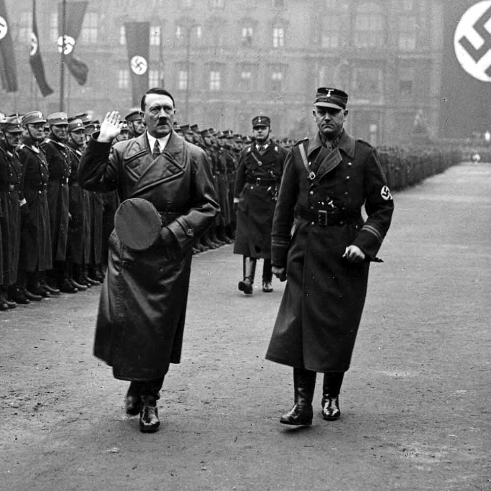 Today in History: 1 May 1935: High-Ranking Nazi Official: Jewish ...