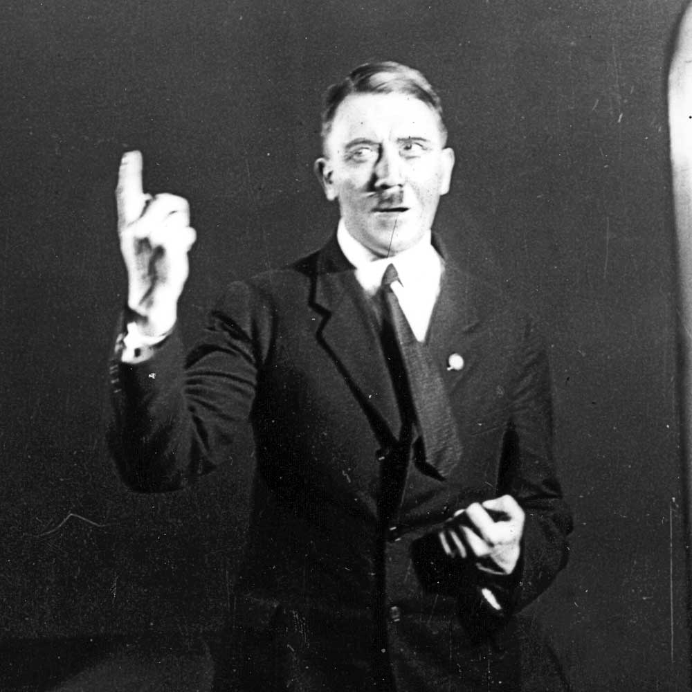 history hitler Adolf hitler was an austrian-born german politician who became leader of the nazi party from 1933 to 1945, he was chancellor of germany and führer (supreme leader) of nazi germany from 1934 to 1945.