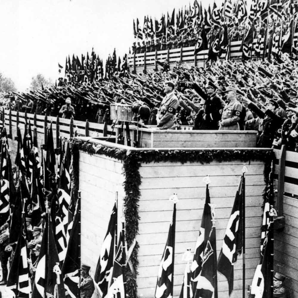 Today in History: 1 December 1933: Hitler's Nazi Cabinet Passes ...