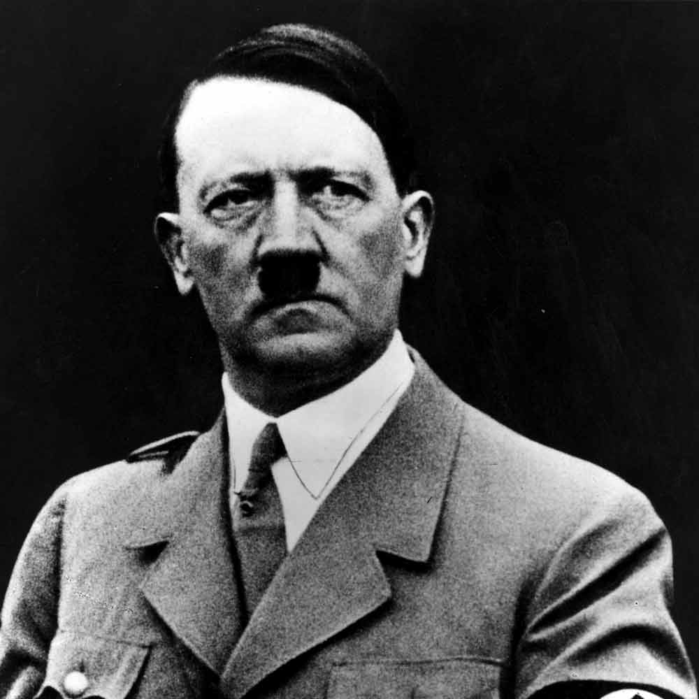 Adolf Hitler: Man and monster
