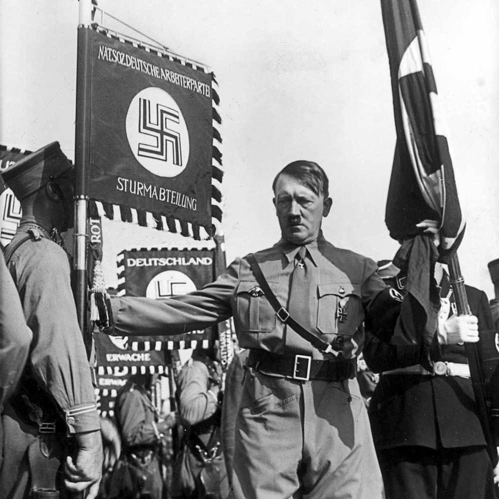 the political function of anti-semitism in german nationalism essay This example fascism essay is published for educational and informational  and anti-semitism, barrès saw an  how to write a political science essay.