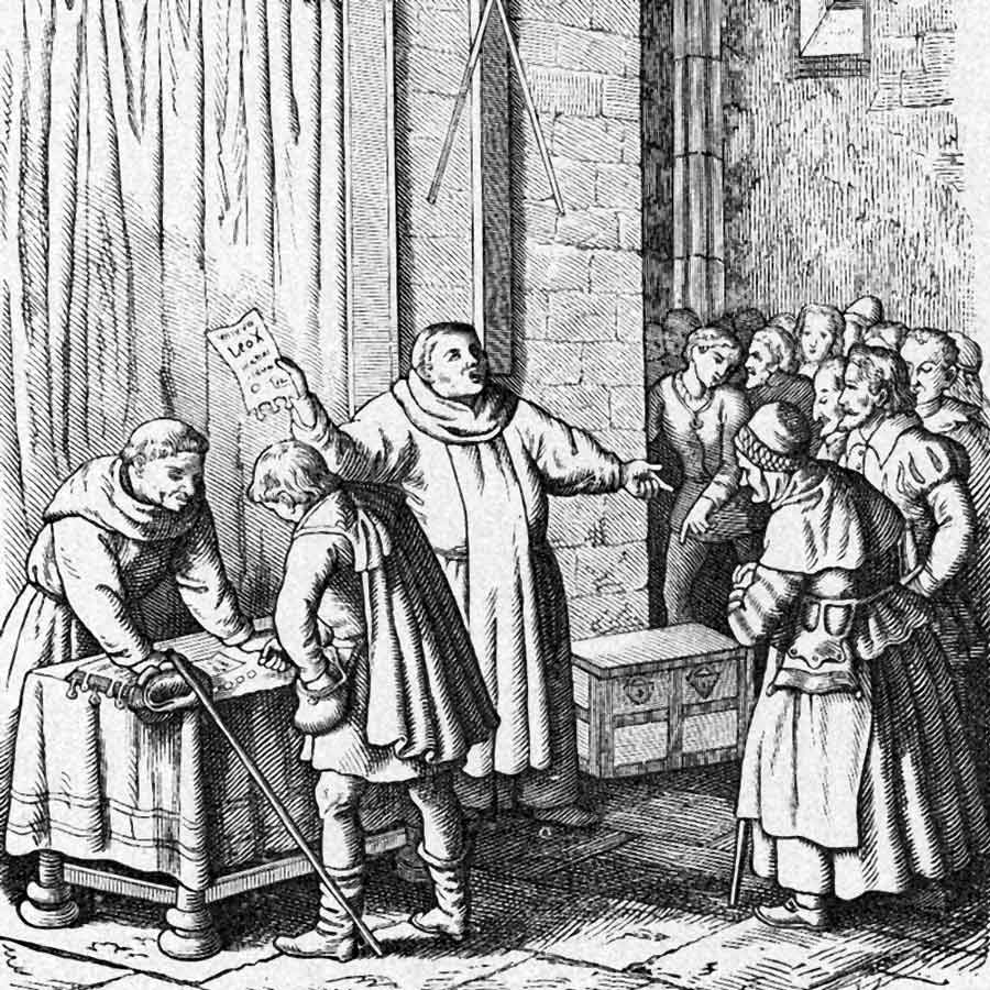 protestant and catholic reformation What are the differences between catholics and protestants  that came out of the protestant reformation as summaries of  according to the catholic.