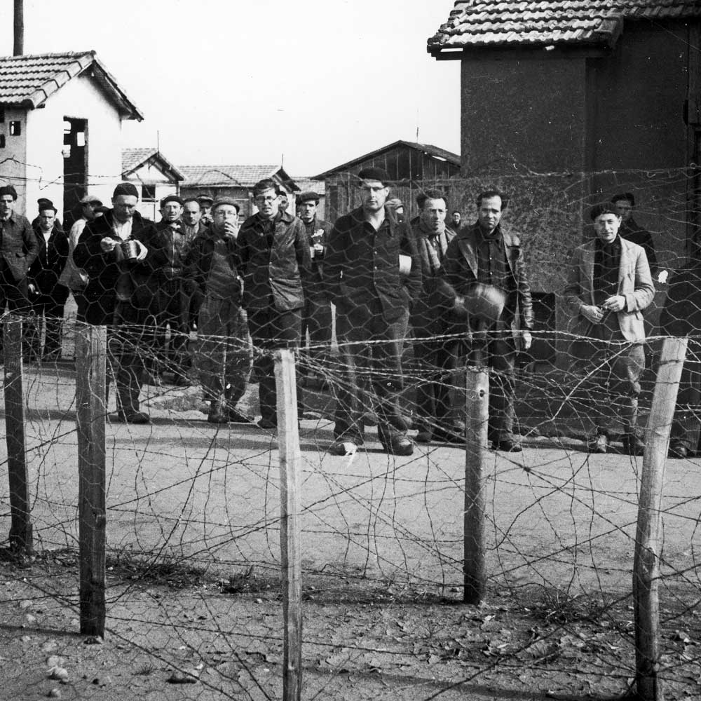 the history of concentration camps The concentration camp was an enduring and defining feature of the third reich.