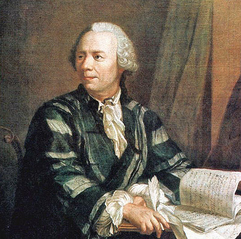 a biography of swiss mathematician leonhard euler Who came up with the notation we use for pi that would be revolutionary mathematics scholar leonhard euler, and his story is on biographycom.