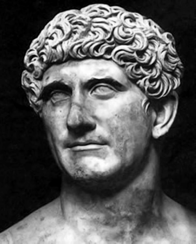 Mark Antony Commits Suicide  Thinking Cleopatra Already Has Featured    Lepidus From Julius Caesar