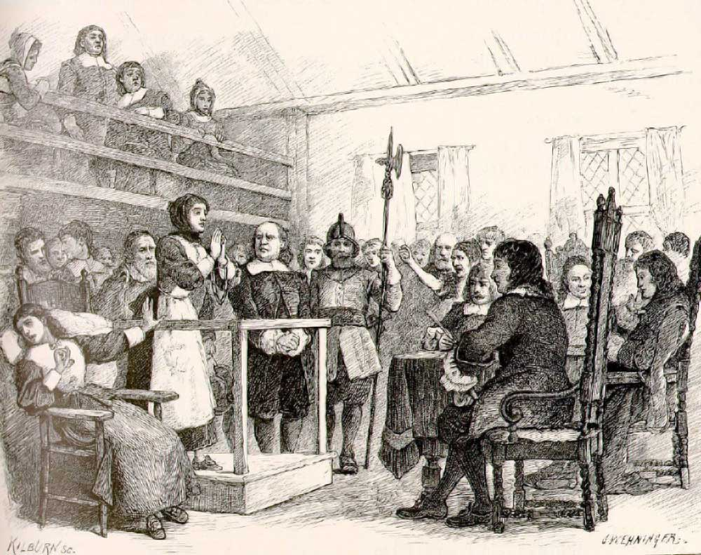 the salem witch trials martha carrier Martha carrier, john alden the first official execution of the salem witch trials bridget after 20 people had been executed in the salem witch hunt.