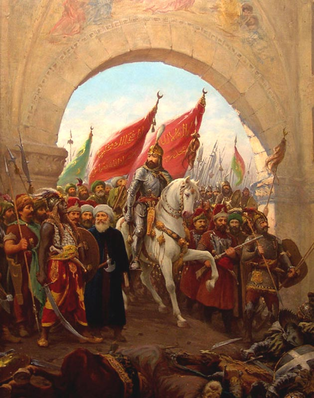 Today In History 6 April 1453 Ottoman Sultan Mehned Ii Begins