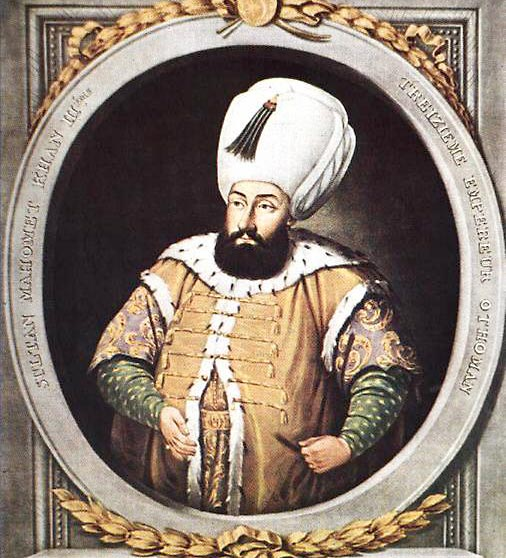 Ottoman Empire Sultan Today in History: 22 D...