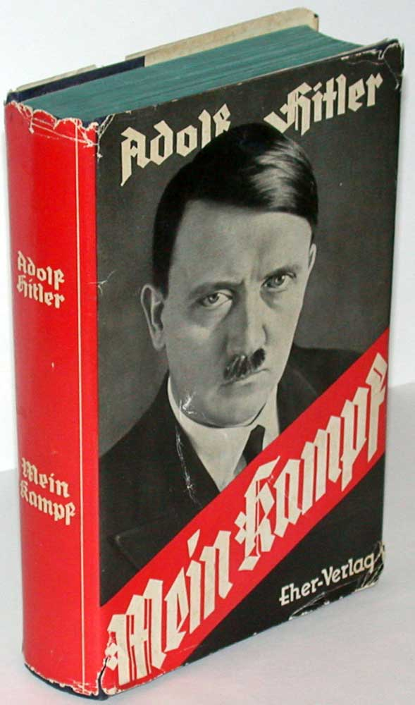Why Jews didn't blink an eye when 'Mein Kampf' first came out