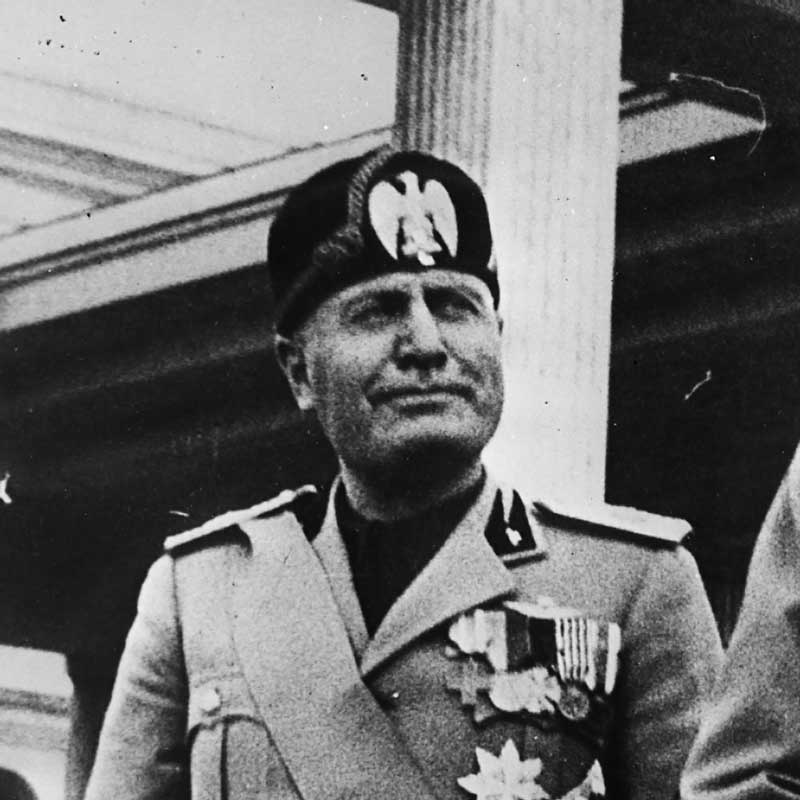 the life and contribution of benito mussolini We now have a way where you can thank and support us make a contribution 3-5-2015 john holbo at crooked timber reprises a debate which raged 7 years ago when a book.