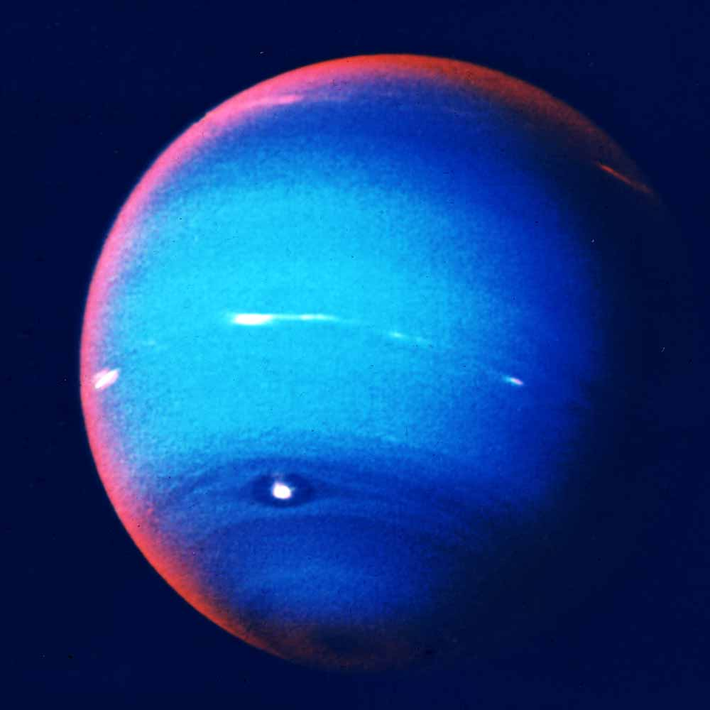 Neptune planet pics about space for Plante neptune
