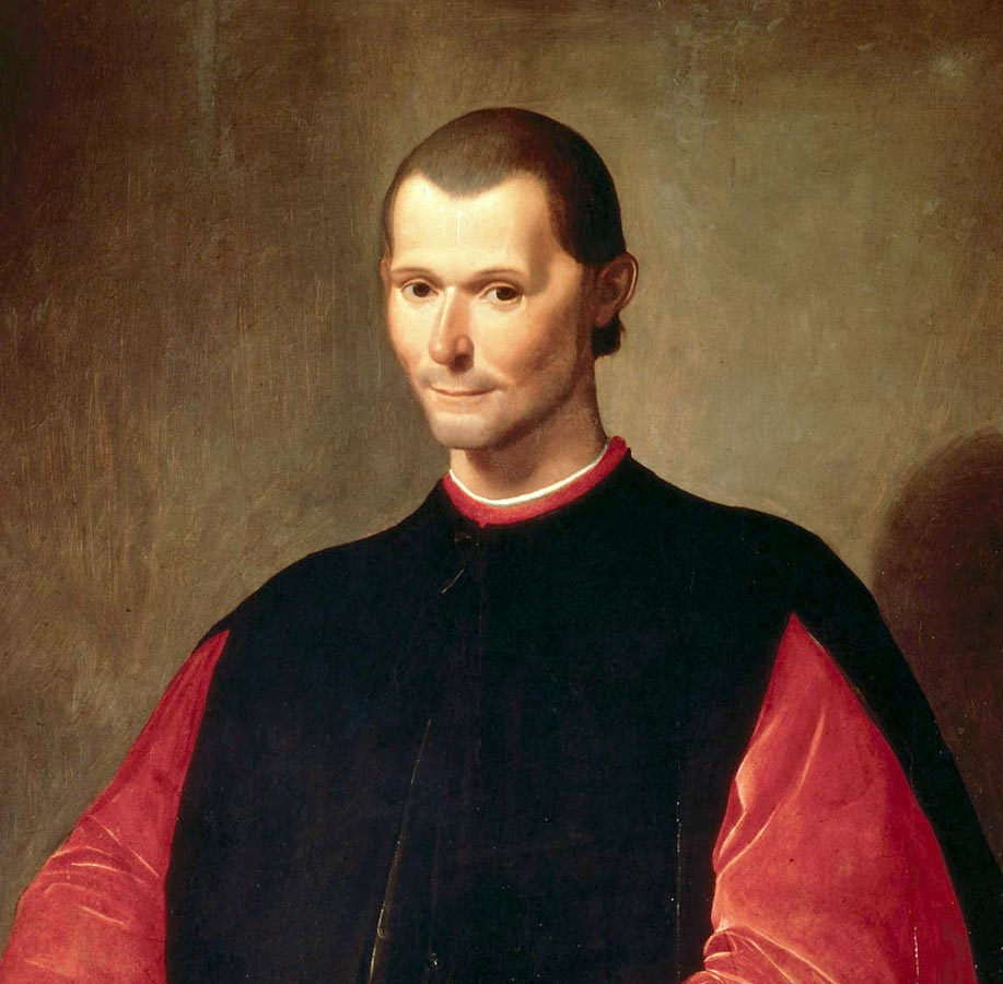the principle of virt in the prince by niccolo machiavelli Fortune and virt ù thus the effective prince imposes his will  that machiavelli wrote the prince in part to  and-maps/machiavelli-niccolo.