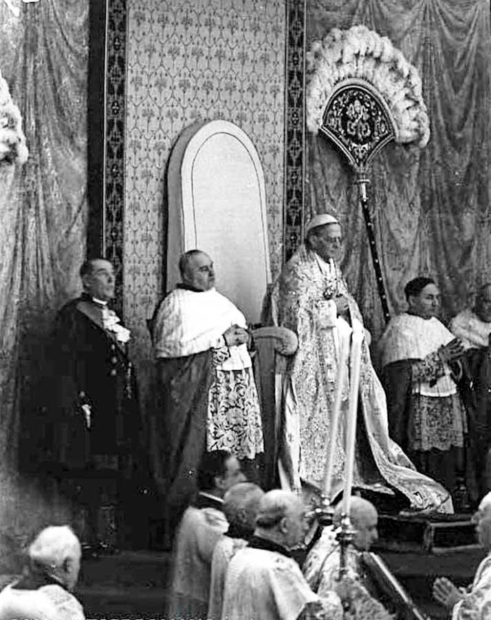 Vatican hopes secret files exonerate 'Hitler's pope'