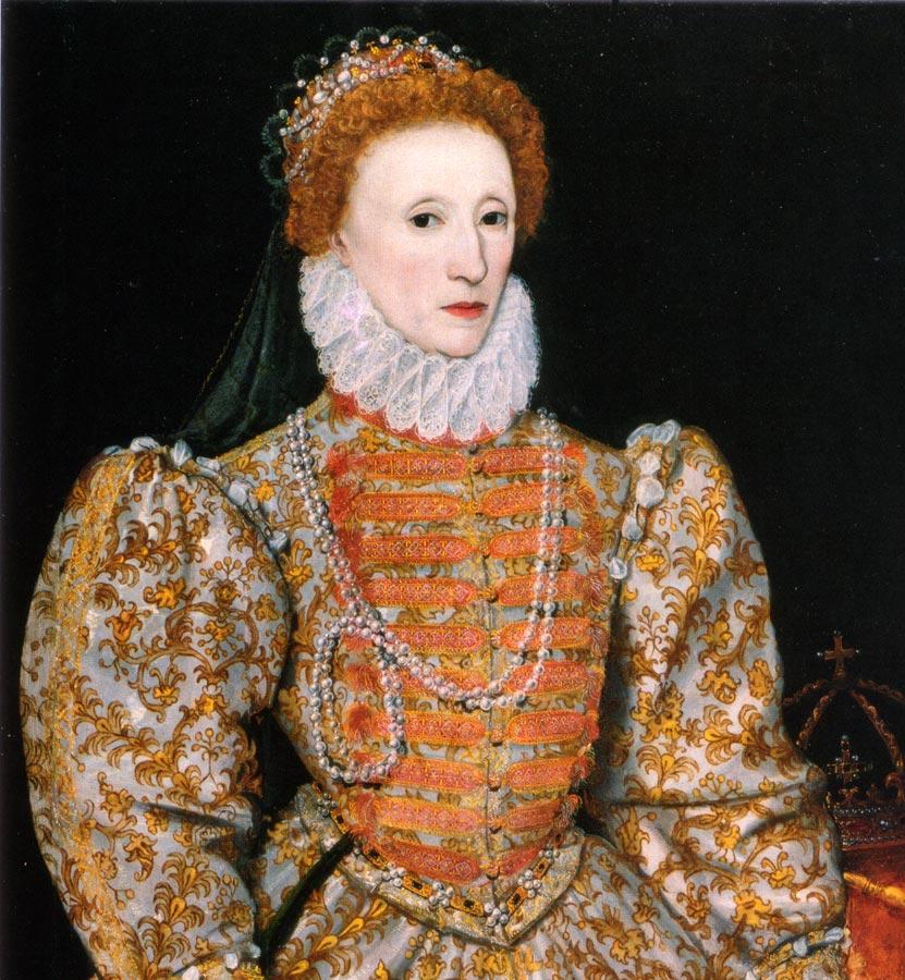 Queen Elizabeth I (1558-1603)