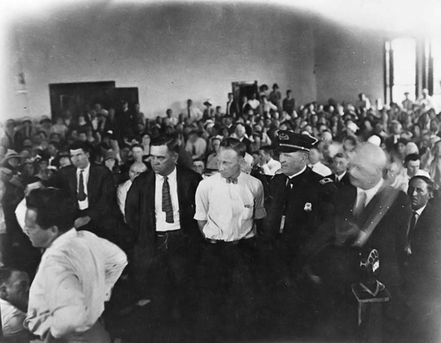 "an analysis of scopes monkey trial The scopes trial, formally known as the state of tennessee vs scopes but given the nickname ""the monkey trial"", has been credited as starting the popular legal dispute between evolution and creationism in the court, and its impact in the 20's was immeasurable."