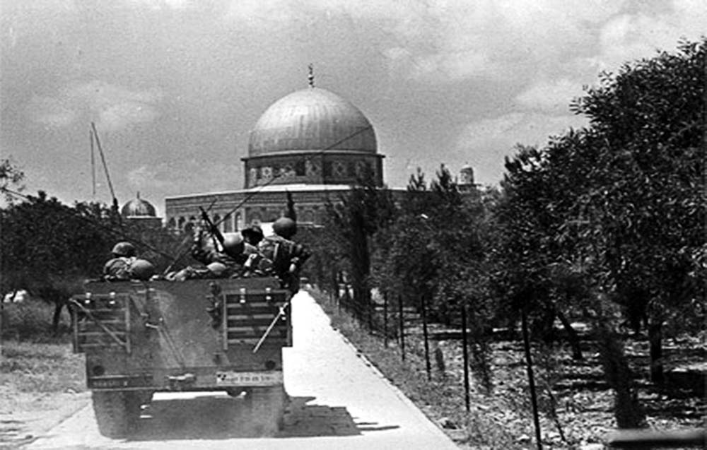 a history of the six day war History and current situation involving the golan heights the history guy  in 1967, syria lost the six-day war with israel, and at the war's.