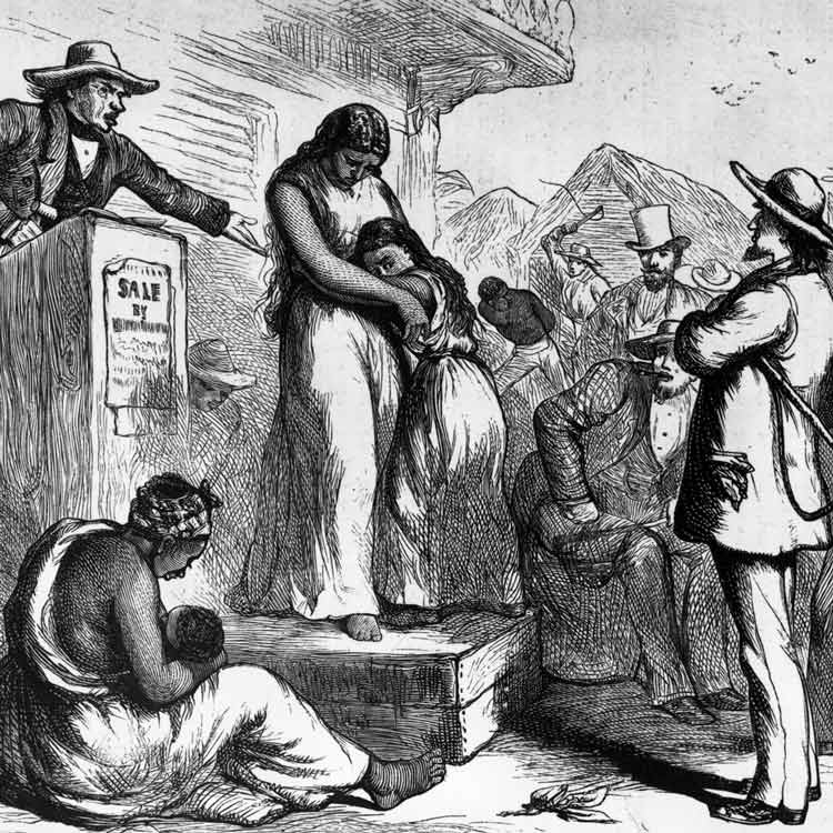 racism and slavery in america Rank and open expression of racism in the most ignorant slavery, race and ideology in the probably a majority of american historians think of slavery in the.