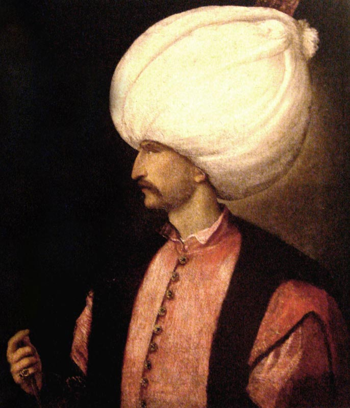 Today in History: 5 September 1566: Death of Sulieman The ...