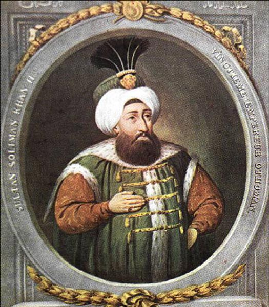 Ottoman Empire Sultan Today in History: 15 A...