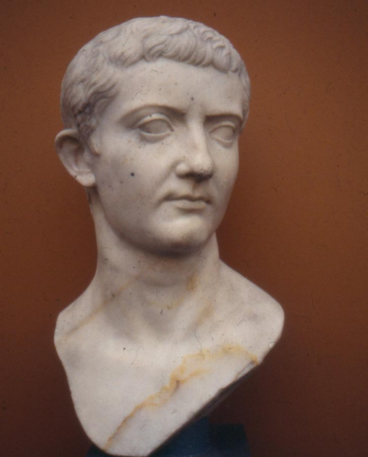 a biography of tiberius claudius nero caesar the emperor of rome Tiberius: second emperor of the roman world (14-37) tiberius names 16 november 42 bce: tiberius claudius nero  imperator tiberius caesar augustus  16 march 37.