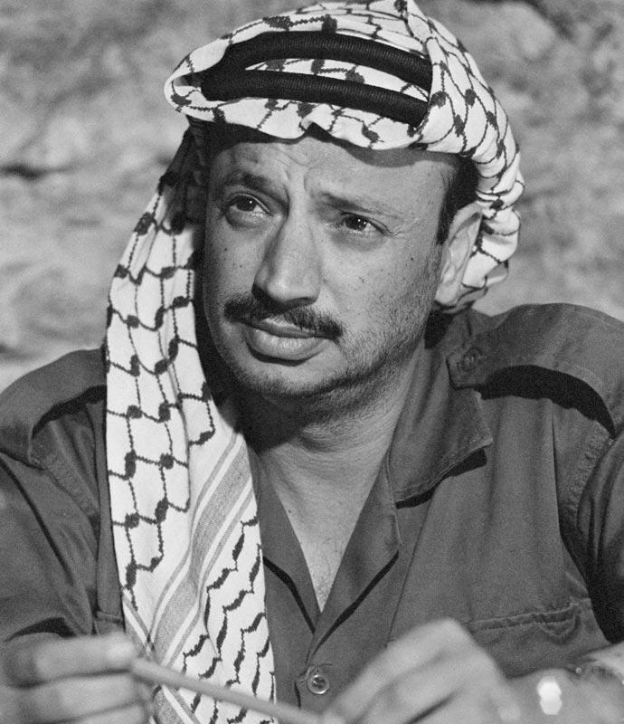 Today in History: 15 April 2004: Yasser Arafat Declares ...