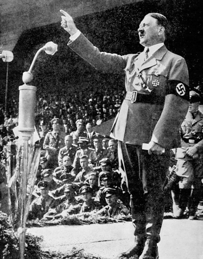 a history of adolf hitlers rise to power in the nazi germany Adolf hitler's rise to power hitler in the weimar political parties failed to stop the nazi rise germany's weimar political system made it difficult for.