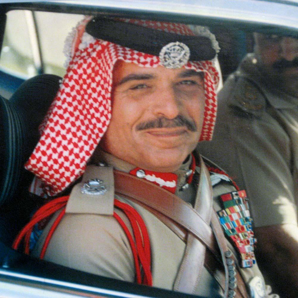 jordan king assassination
