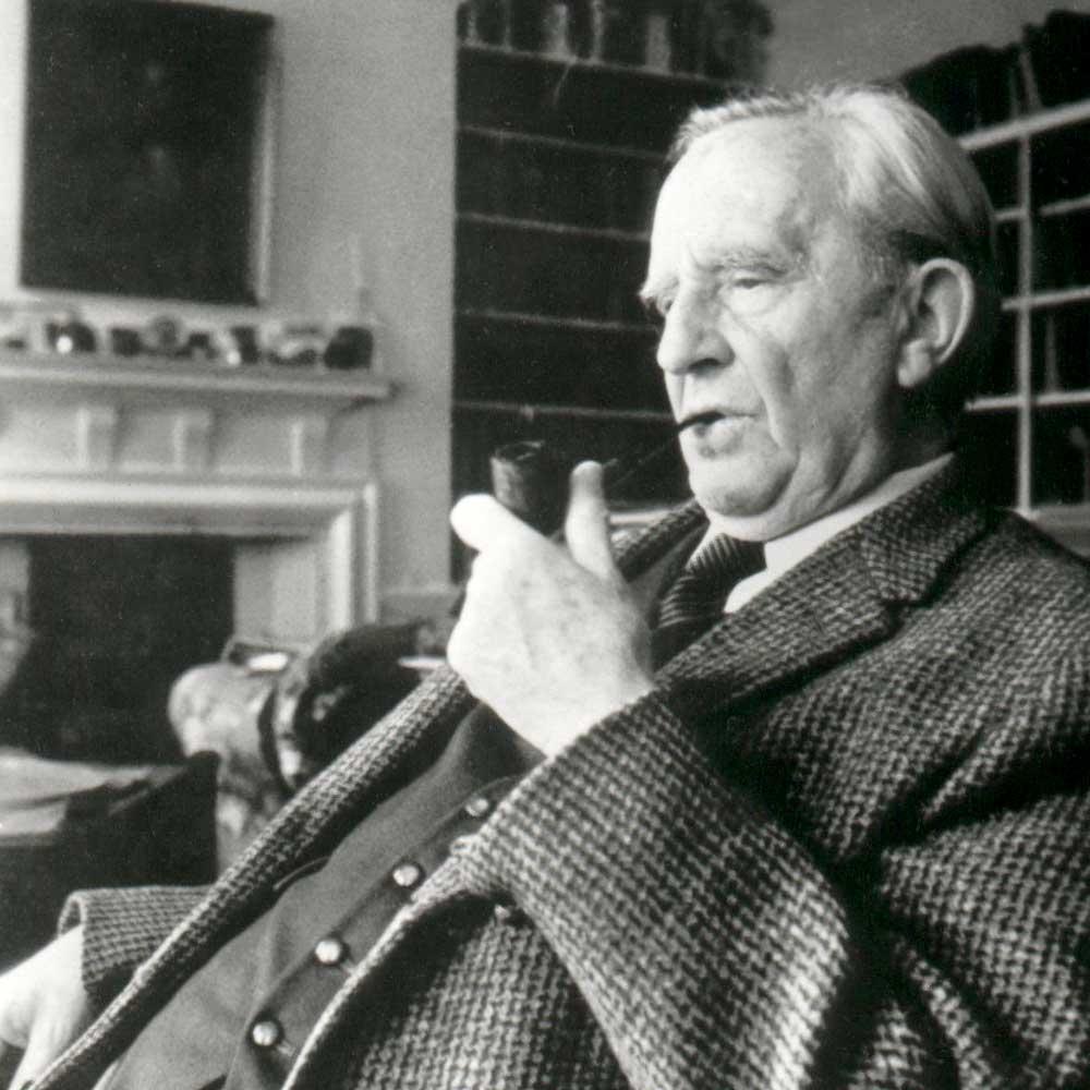 Death of J R R  Tolkien   J.r.r. Tolkien Wife